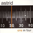 one in four / astrid