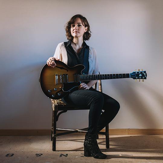 若きジャズ・ギターのミューズ、サム・ウィルソンの繊細で心に響くデビュー・アルバムが発売決定
